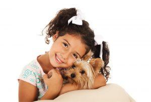 Sesiones de fotos de niños y bebés